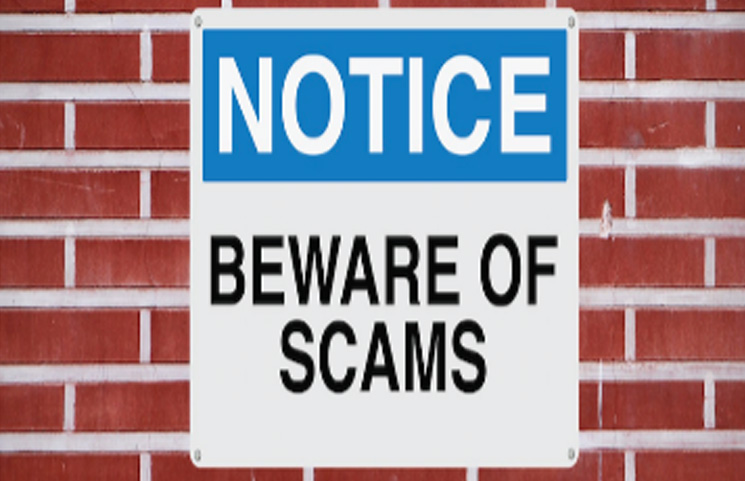 Beware of Scams When Investing in Cryptocurrency