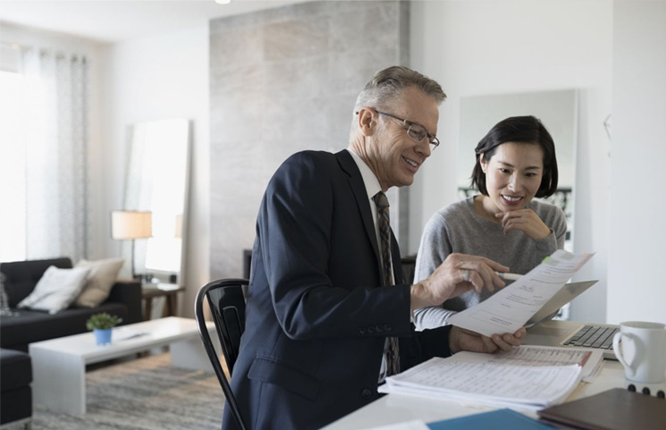Work with Professionals to Retire Early