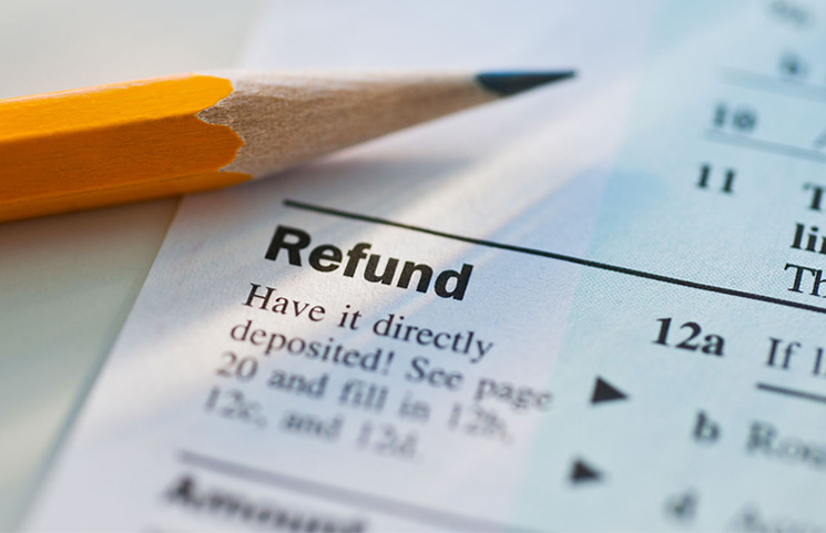 Protect YourTax Refunds and Rainy-Day Fund